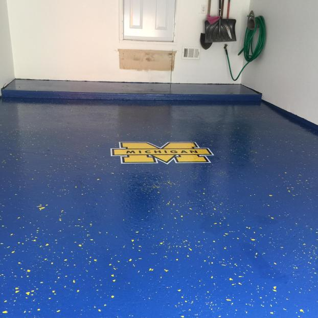 Advanced floor care if you can walk on it we can clean it for Garage floor maintenance