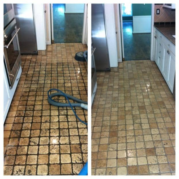 how to take care of tile floors