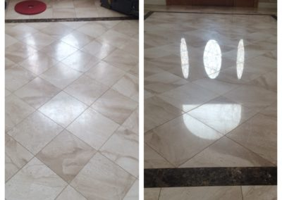Marble & Natural Stone Polishing
